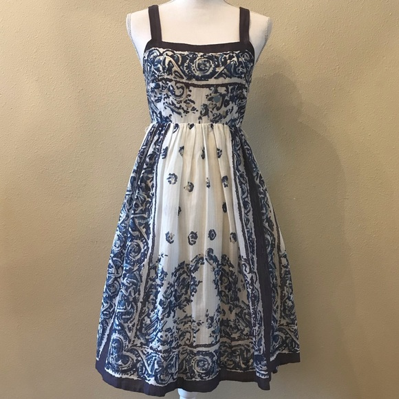 9442e50c9578a Anthropologie Dresses & Skirts - Maeve for Anthropologie | Catmint Dress |  Size 2